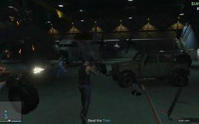 Grand Theft Auto Online Trailer