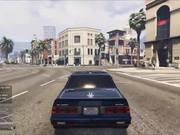 GTA 5: LOW RIDER DLC street bounce!