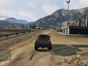 GTA V OFFROAD TRACK