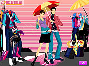 Colors Of The Rain Dressup