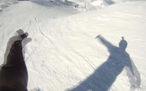 Compilation of my snowboard crashes - Edition 2011