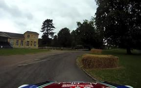 UK Debut of Ford Fiesta RS WRC