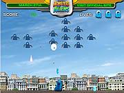 Monsters vs. Alien - Gallaxhar Invades