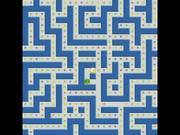Optical Illusion: Side-Scrolling Pac-Man