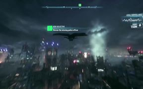 Batman Arkham Knight - Gameplay Trailer