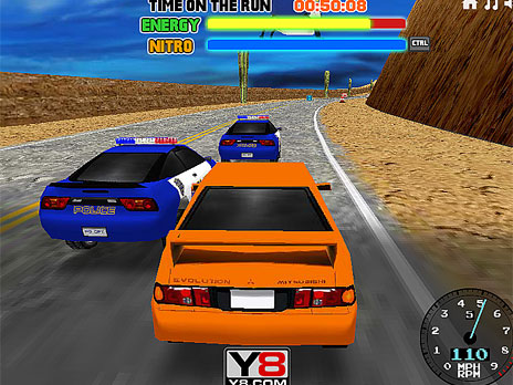 Super Chase 3d Game Play Online At Y8 Com