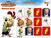 Chicken Little - Memory Game