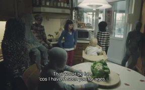 Druglijn Video: 8-Year-Old Girl Raises a Baby