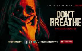Don't Breathe (Trailer)