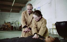 The British Heart Foundation Video: Mini Vinnie