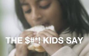 NSPCC Video: The $#!% Kids Say