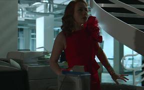 Harvey Nichols Ad: Same Dress Disaster