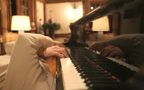 ThePianoGuys Video: Rudolph