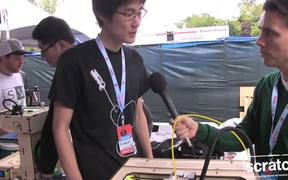 Scratch Goes To Maker Faire