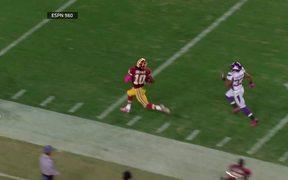 Robert Griffin III Renews The Redskins