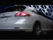 SuperBowl 2009 Commercial Toyota Venza: Faces