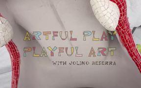 Artful Play Playful Art