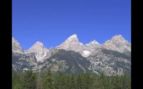 Glaciers of Grand Teton National Park