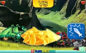 Dino Robot Megalosaurus Walkthrough