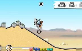 Stunt Guy: Tricky Rider Walkthrough