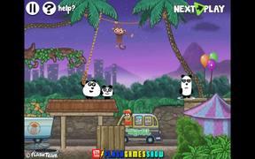 3 Pandas In Brazil Game Walkthrough