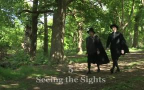 Ben Jonson's Walk : Module 5