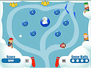 Snow Ball Pinball 2