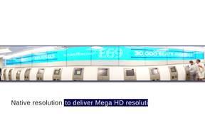 Signagelive MegaHD Videowalls