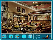 Hidden Objects - Guest Room