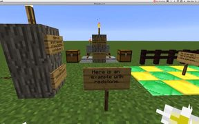Minecraft User's Guide Video