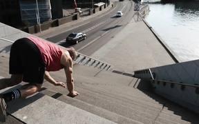 10 Basic Exercises for Stair Training