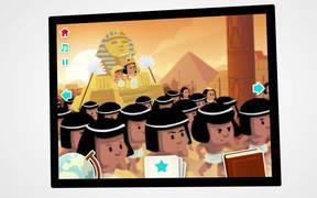 Cleopatra Told to Children