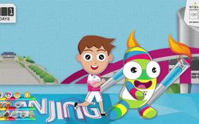 Nanjing Youth Olympic Games 2014 Promo Video