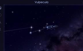 Star Walk 2 - Vulpucela Constellation