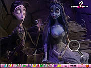 Hidden Numbers - Corpse Bride
