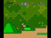 First Play Pete - Super Mario World
