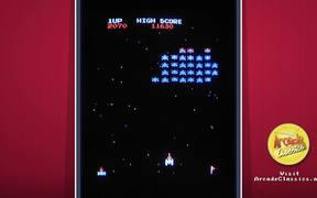 Galaxian Arcade Game