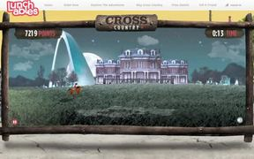 Lunchables Cross Country Game