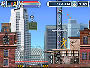 Power Rangers Dino Thunder - Red Hot Rescue