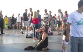 """Take A Stand"" - Rio De Janeiro, Brazil"