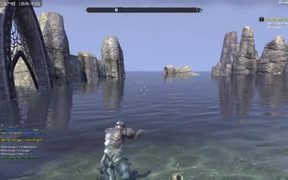 Elder Scrolls Online Game Play
