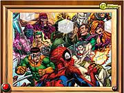 Spiderman VS Villains Fix My Tiles