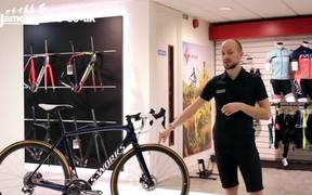 Specialized S-works Tarmac Road Bike 2016