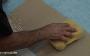 Training Video for Swimming Pool Glass Tile
