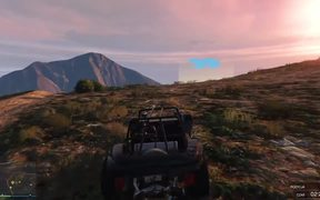 Grand Theft Auto V Mountain Drift