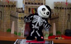 The Toy Halloween Skeleton Version