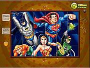 Spin n Set - Super Friends