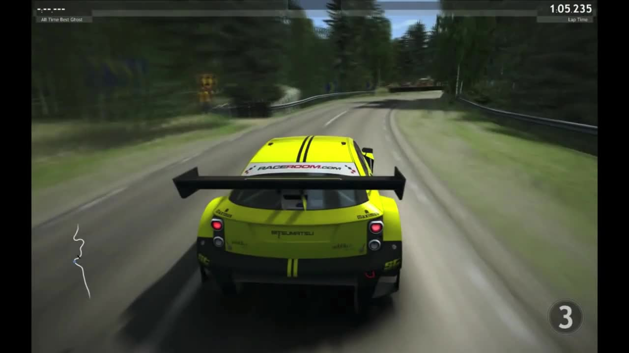 Racing Game Video - Watch at Y8.com