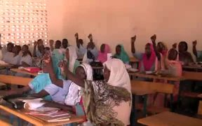 Give 4 for Darfur: Kindles for Camps