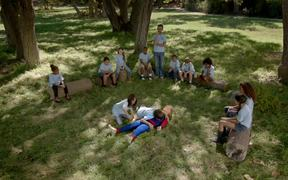 Bay Area Shakespeare Camp Video: CPR